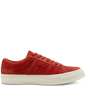 Converse Earth Tone Suede One Star Academy Low Top (167765C)