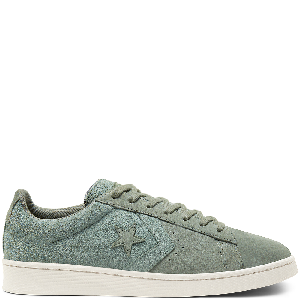 converse pro leather sued