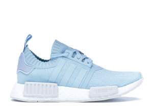 adidas  NMD R1 Icey Blue White (W) Icey Blue/Icey Blue/Running White (BY8763)