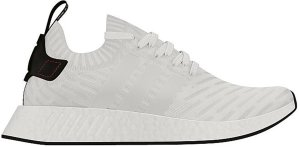 adidas  NMD R2 White Black Footwear White/Core Black/Footwear White (BY3015)