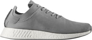 adidas  NMD R2 Wings and Horns Ash Ash/Ash/Off White (BB3117)