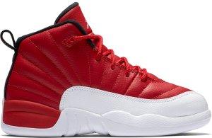 Jordan  12 Retro Alternate (PS) Gym Red/White-Black (151186-600)