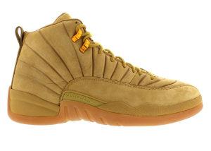 Jordan  12 Retro PSNY Wheat Wheat/Wheat-Gum Light Brown (AA1233-700)