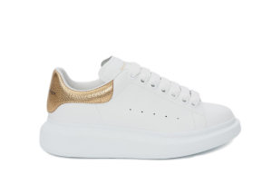 Alexander McQueen  Oversized Light Gold White (553680WHNBG9075)