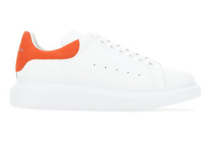 Alexander McQueen  Oversized Orange White/Orange (553680 WHGP7 9049)