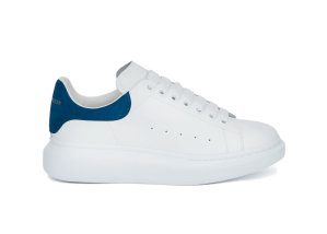 Alexander McQueen  Oversized Worker Blue White (553680WHGP79086)