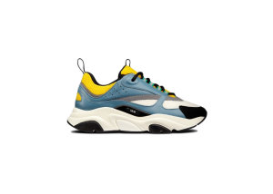 Dior B22 Blue Yellow Blue/Yellow/White (3SN231ZCQ_H561)