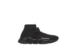 Balenciaga  Speed Lace Up Black (W) Black (559353W1HP01000)