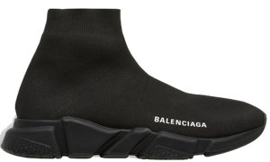 Balenciaga  Speed Trainer Black 2019 (W) Black/Black (525717 W05G0 1000)