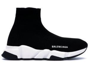 Balenciaga  Speed Trainer Black White (2018) Black (530349 W05G9 1000/530349 W05G0 1000)