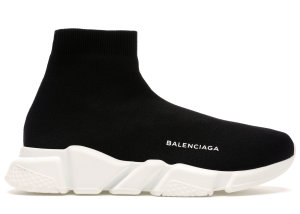 Balenciaga  Speed Trainer Black White (2016) Black (458653-W05G0-1000)