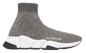 Balenciaga  Speed Trainer Cristal (W) Grey/White (593698W06821064)