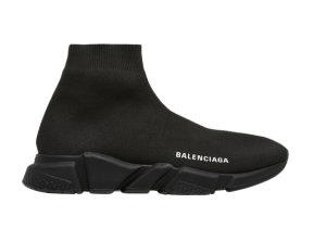 Balenciaga  Speed Trainer Low Black Black (530353W05G91000)