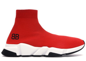 Balenciaga  Speed Trainer Red (2019) Red/Black-White (513976W05G06501)