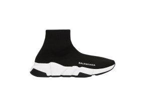 Balenciaga  Speed Trainer White Black 2019 (W) Black/White (525712 W05G9 1000)