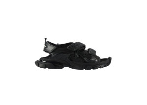Balenciaga  Track Sandal Black Black (617542W2CC11000)