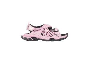 Balenciaga  Track Sandal Neon Pink (W) Pink/Black (617543W2FH15010)