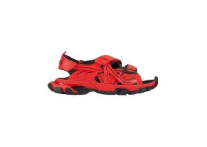 Balenciaga  Track Sandal Red Red/Black (617542W2FH16010)