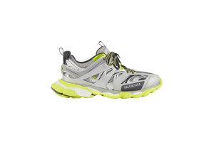Balenciaga  Track Silver Neon Yellow Silver/Neon Yellow (542023W1GC11230)