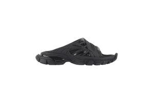 Balenciaga  Track Slide Black (W) Black (618084W2NA11000)