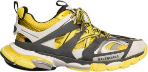 Balenciaga  Track Yellow Yellow/Grey-White (542023W1GB17184/542023W1GB27184)