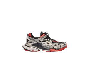 Balenciaga  Track.2 Black Grey Red Black/Grey/Red (568614W2GN36508)