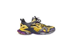 Balenciaga  Track.2 Yellow Purple (W) Yellow/Purple (568615W2GN35164)