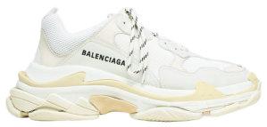 Balenciaga  Triple S White 2019 White (534217W09E19000)