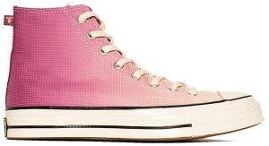 Converse  Chuck Taylor All-Star 70s Hi Primaloft Pink Rose Maroon/Naples Yellow (168111C)