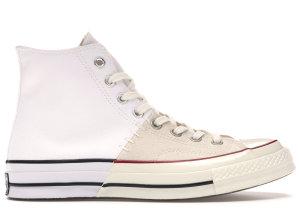 Converse  Chuck Taylor All-Star 70s Hi Reconstructed Slam Jam White White/Sand-Egret (164556C)