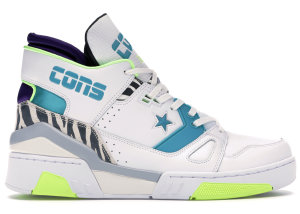Converse  ERX 260 Mid Just Don Animal Pack White White/Rapid Teal-Court Purple (163783C)