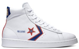 Converse  Pro Leather Breaking Down Barriers Pistons White/Rush Blue (167058C)