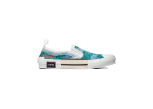 Dior  And Shawn B23 Slip On Jacquard Mesh Multicolor (3SN262ZBE_H566)