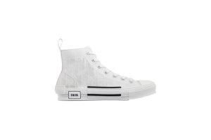 Dior  B23 High Top Oblique White (3SH118YNT_H060)