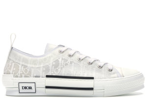 Dior  B23 Low Top Oblique White (3SN249YNT_H060)