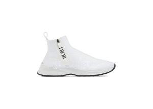 Dior  B25 High Top White White (3SH124YTP_H000)