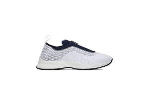 Dior  B25 Low Top White Navy White (3SN258YYA_H065)
