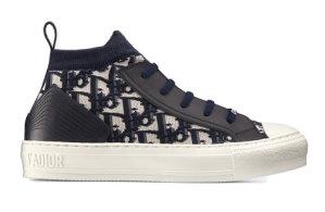 Dior  Walk'N' Oblique Knit (W) Navy (KCK233TOK_S56B)