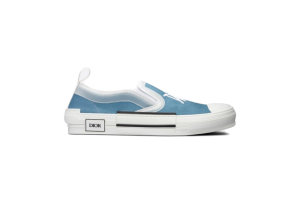 Dior  And Shawn B23 Slip On Blue Blue/White (3SN262ZBM_H560)