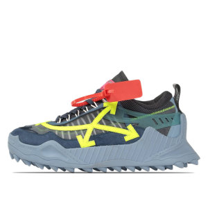 Off-White Odsy 1000 Blue Yellow (2020) (OMIA139S208000423062)