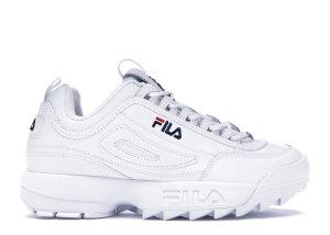 Fila  Disruptor 2 White Navy Red (W) White/Fila Navy-Fila Red (5FM00002-125)