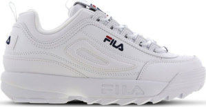 Fila  Disruptor 2 Premium White Navy Red White/Fila Navy-Fila Red (1FM00139-125)