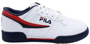 Fila  Original Fitness Embossed Logo White Navy Red White/Fila Navy-Fila Red (1FM00128-125)