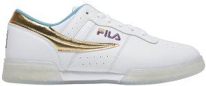 Fila  Original Fitness WWE White White/Gold-Blue (1FM00728-138)