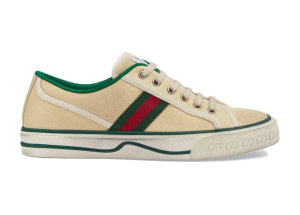 Gucci  1977 Tennis Butter Cotton (W) Ivory (_606110 GZO30 9361)