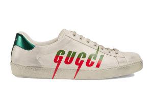 Gucci  Ace Blade Ivory (576137 A38V0 9090)