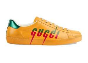 Gucci  Ace Blade Yellow Yellow (576137 A38V0 7670)