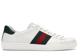 Gucci  Ace Classic White (386750 A3830 9071)