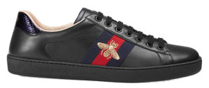 Gucci  Ace Embroidered Black (429446 A38G0 1284)