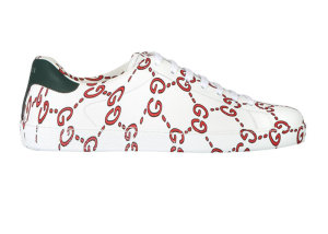 Gucci  Ace GG Motif White/Red (4970940G2509085)